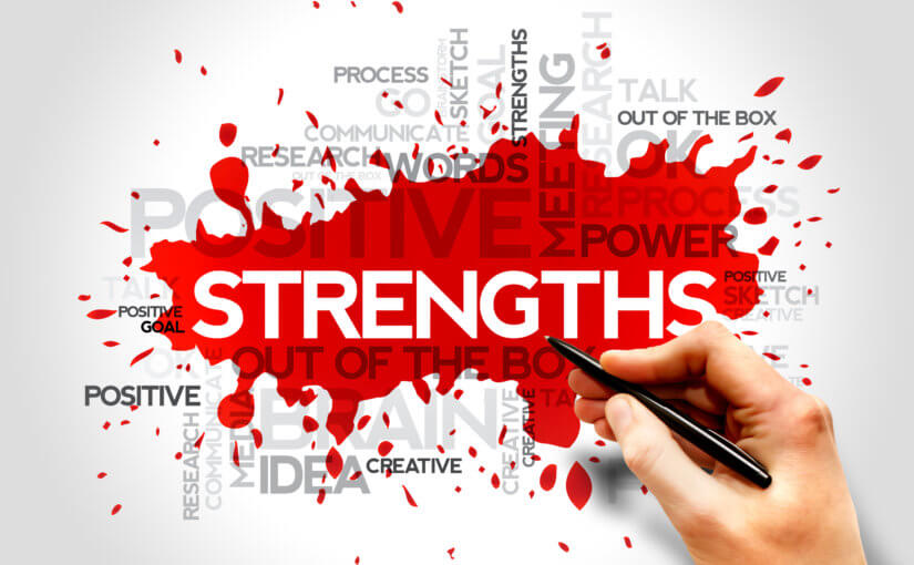 Embrace your strengths